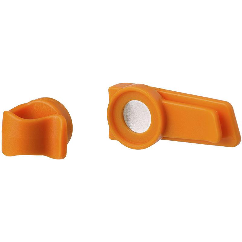 Magnetic Clip Orange