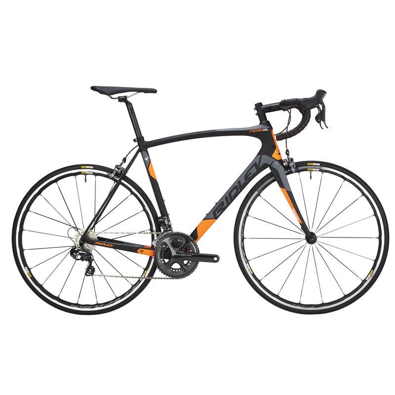 Vélo Fenix SL30 Noir/Gris/Orange néon