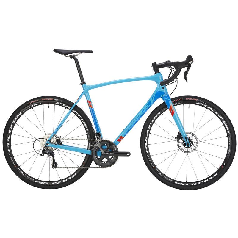 Vélo X-Trail CR40 Bleu/Rouille/Orange