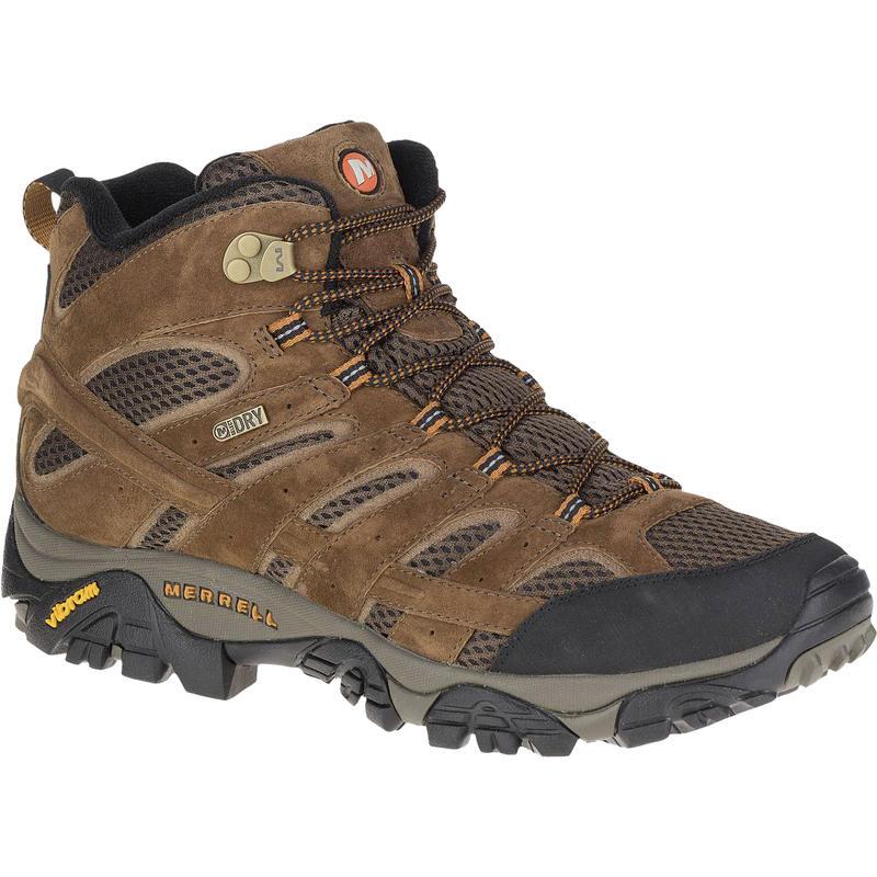 Chaussures de randonnée légère imperméables Moab 2 Terre