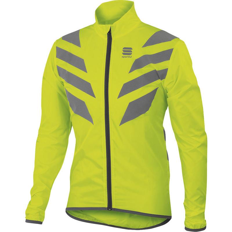 Reflex Jacket Yellow Fluo