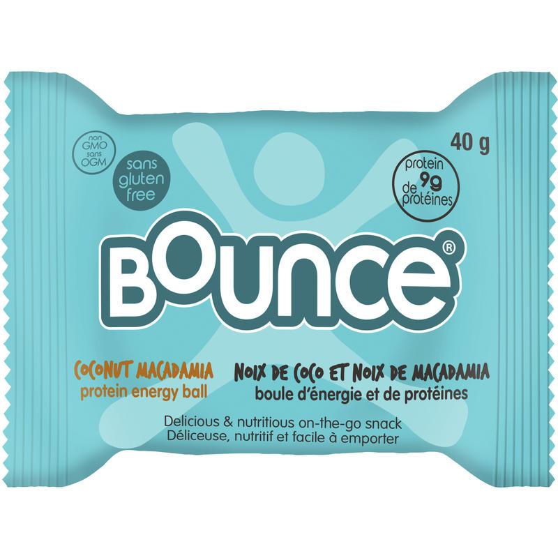 Coconut& Macadamia Protein Bliss Energy Ball