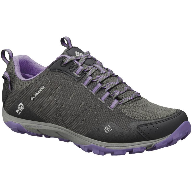 Chaussures de randonnée Conspiracy Razor OutDry Flèche pourpre/Gris frais