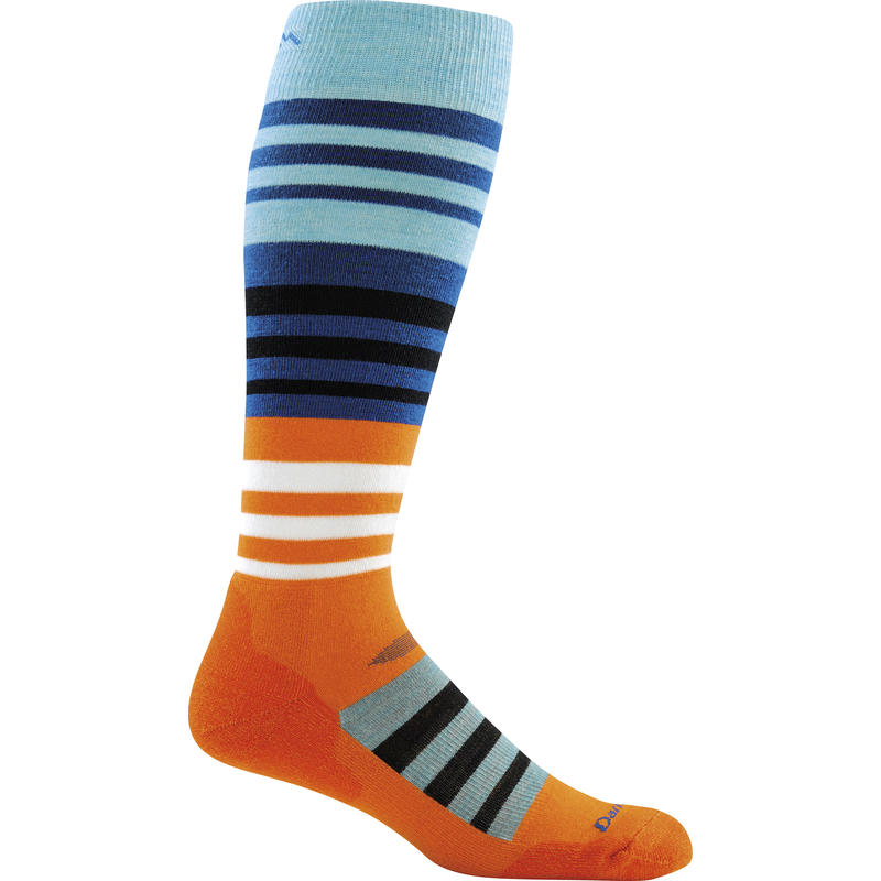 Chaussettes de ski Cushion Orange Hojo