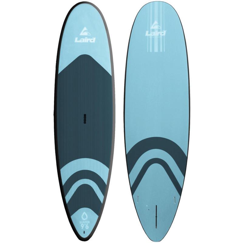 Surf à pagaie Soft Top Surfer 2,9 m Bleu