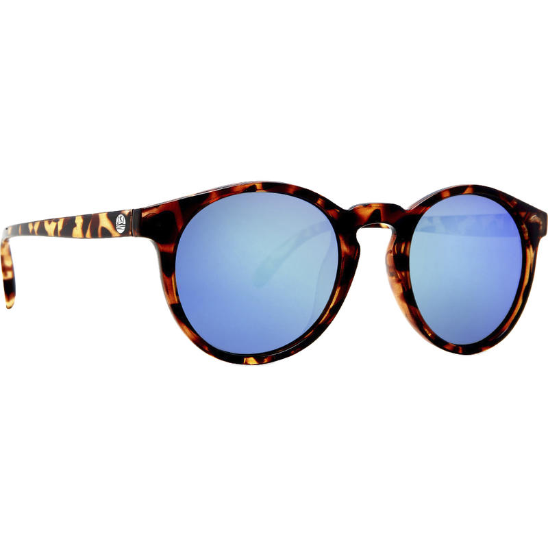 Dipsea Sunglasses Tortoise/Polar Amber w/Aqua Flash Mirror