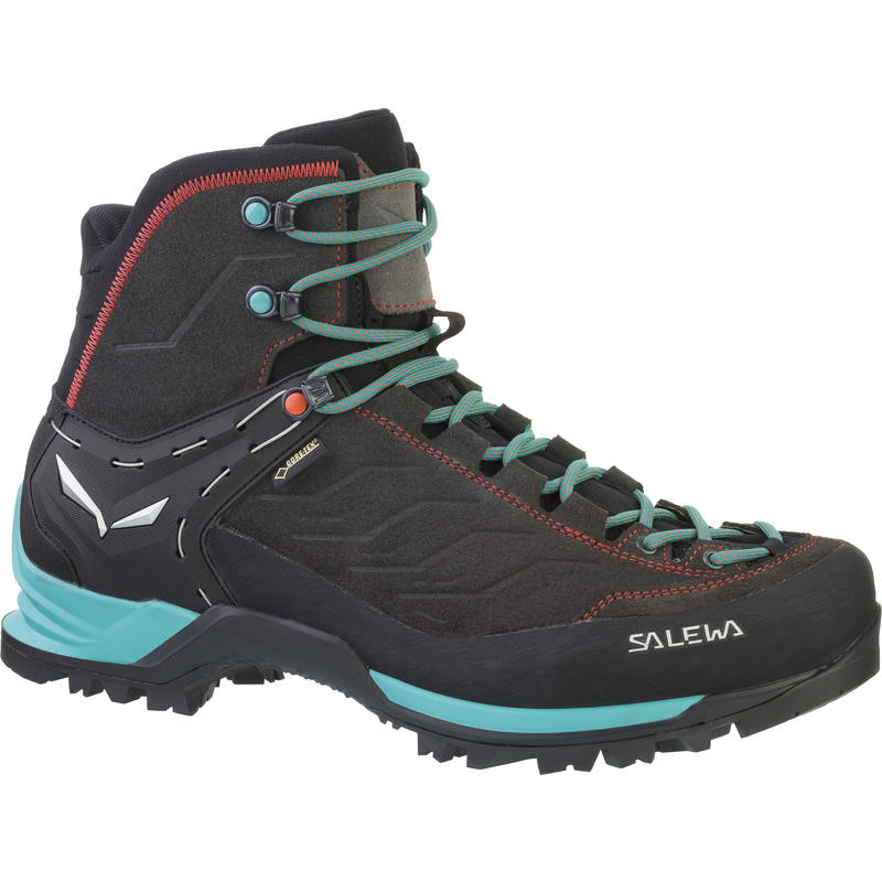 Chaussures Mountain Trainer Mid GTX Aimant/Émeraude