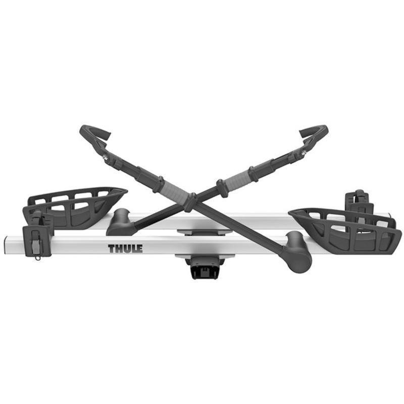 Module complémentaire pour porte-vélos T2 Pro Noir/Argent