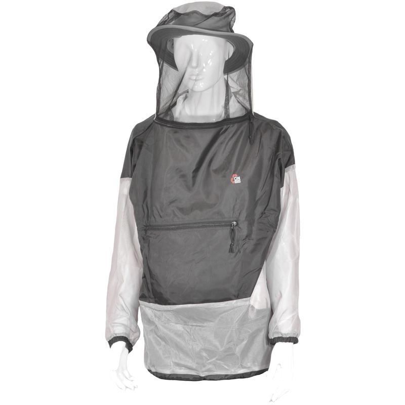 Vêtement antimoustique Insect-Guard Noir/Gris