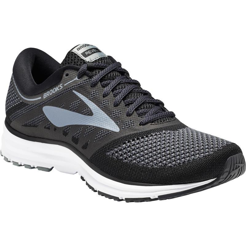 Chaussures de course sur route Revel Noir/Anthracite