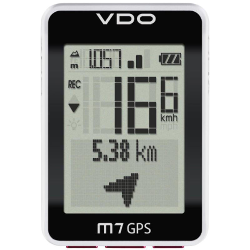 Cyclomètre sans fil M7 GPS