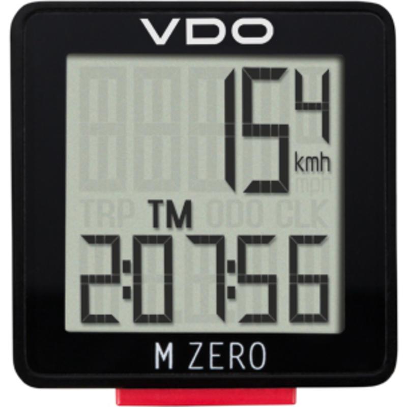 Cyclomètre M Zero avec fil