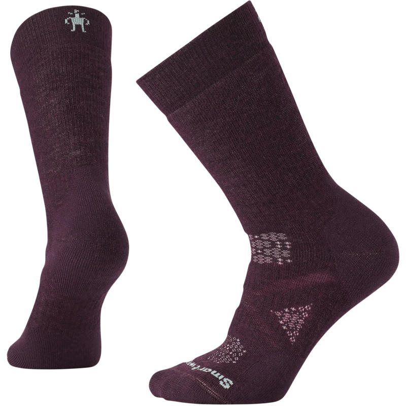 Chaussettes de ski PhD Nordic Medium Bordeaux