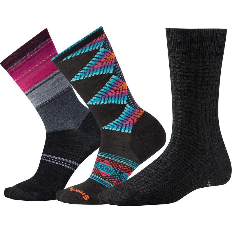 Trio de chaussettes 2 Multicolore