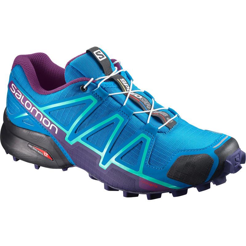 Speedcross 4 Trail Running Shoes Hawaiian Surf/Astral Aura