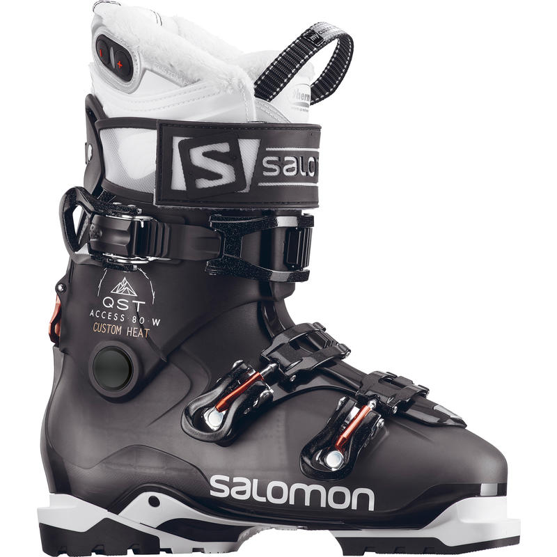 Bottes de ski chauffantes QST Access Custom Anthracite