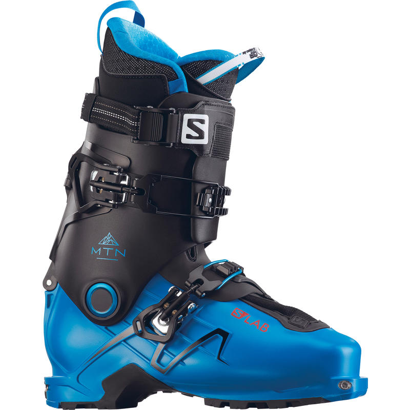 Bottes de ski MTN Lab Bleu transcendant/Noir