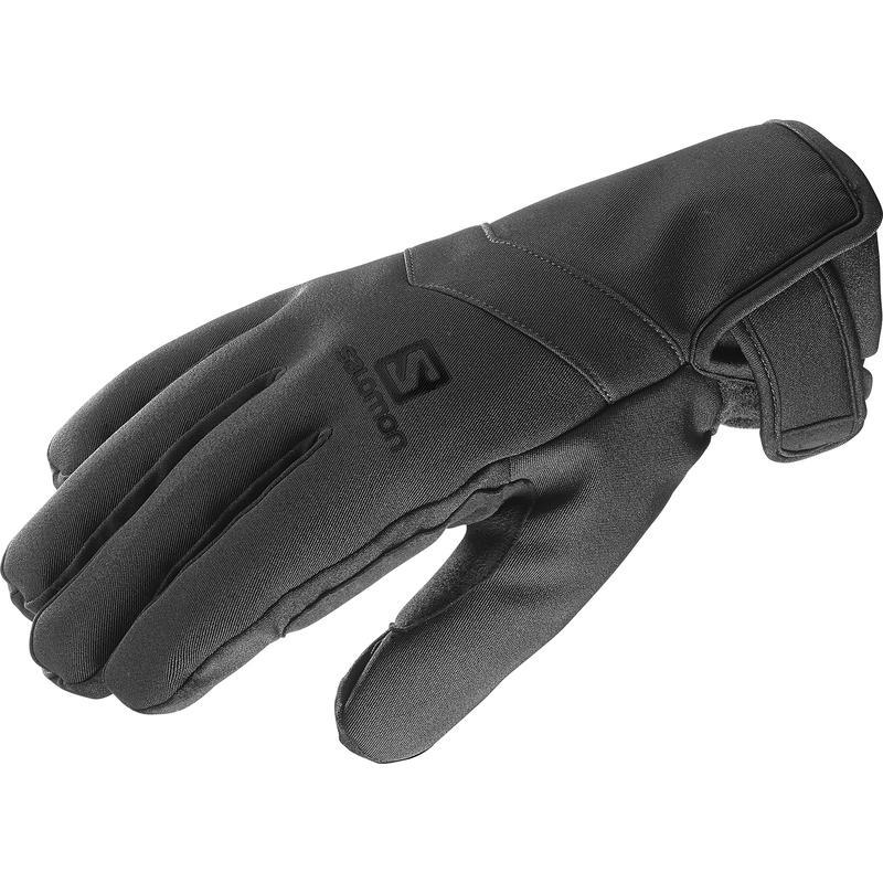 RS Warm XC Glove Black