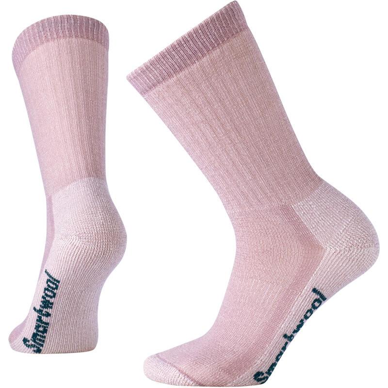 Hike Medium Crew Socks Woodrose