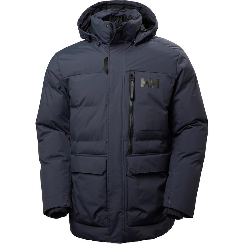 Manteau Tromsoe Bleu graphite
