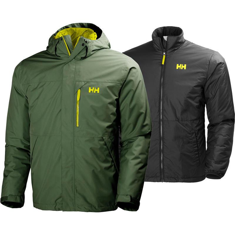Squamish CIS Jacket Ivy Green