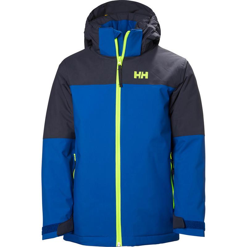 Jr Progress Jacket Olympian Blue