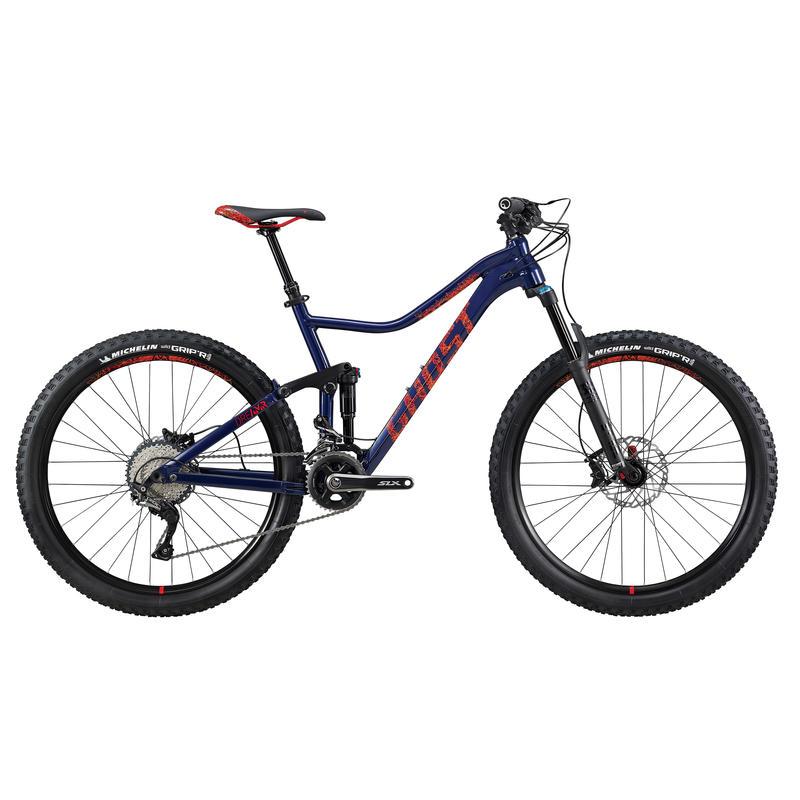 Vélo Dreamr 4 Bleu rêve/Rouge rebelle