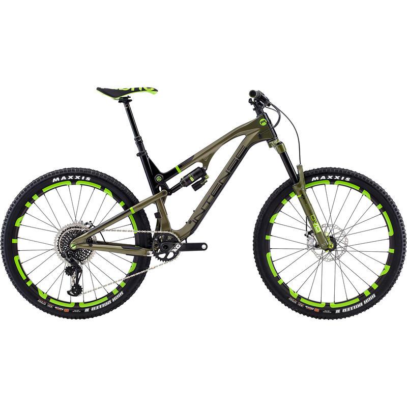 Vélo Recluse DVO 2018 Vert