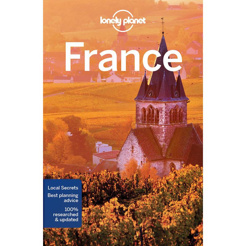 France 12e édition LP