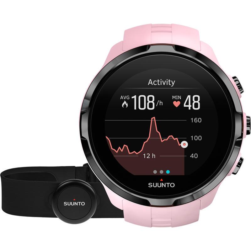 Montre cardio Spartan Sport Wrist HR avec sangle Sakura
