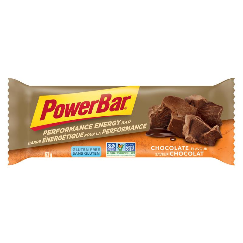 Barre énergétique Performance au chocolat