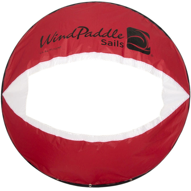 Voile Adventure Windpaddle Rouge