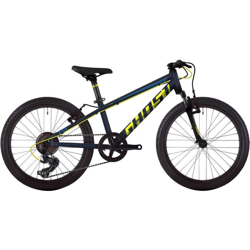 Vélo Kato 2 (20 po) Bleu/Jaune néon