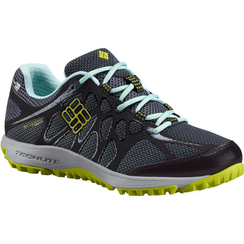 Conspiracy Titanium Outdry Light Trail Shoes Graphite/Ginko