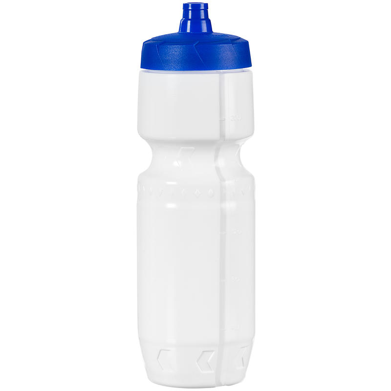 Cycling Water Bottle- 710ml White/Blue