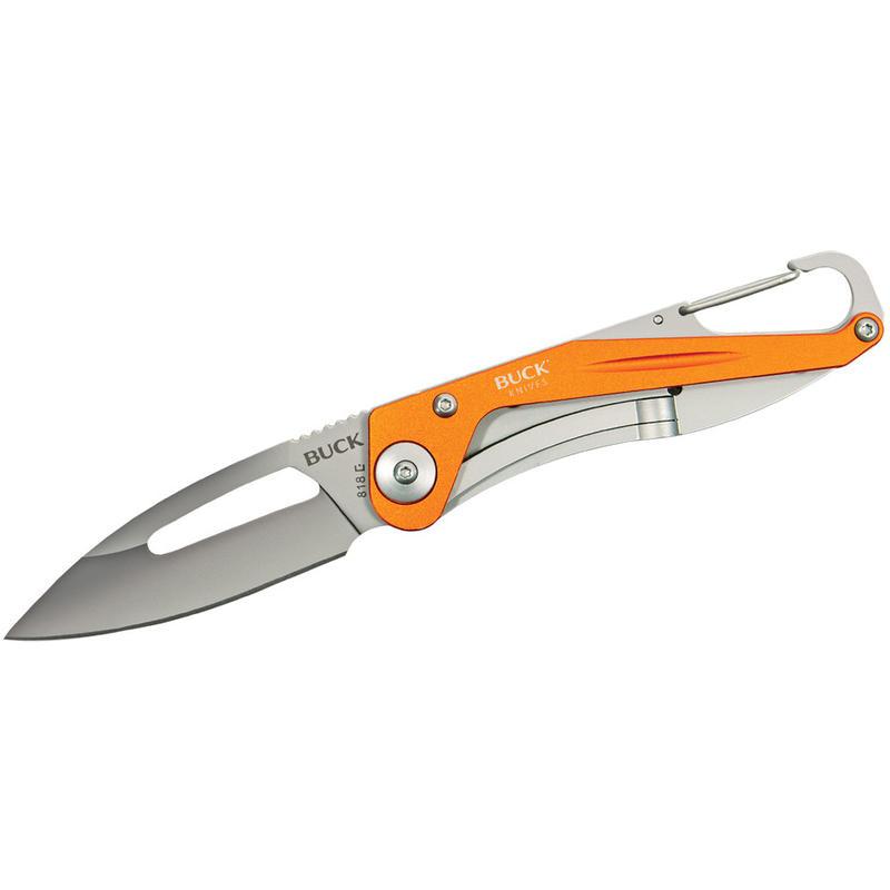 Couteau Apex Orange