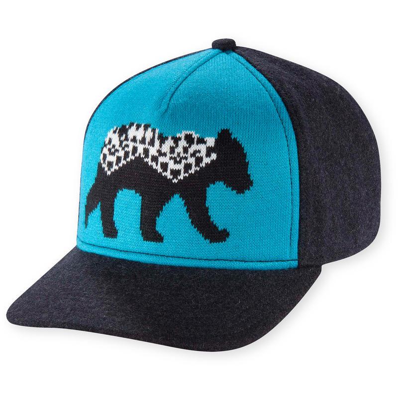 Casquette Ursa Turquoise