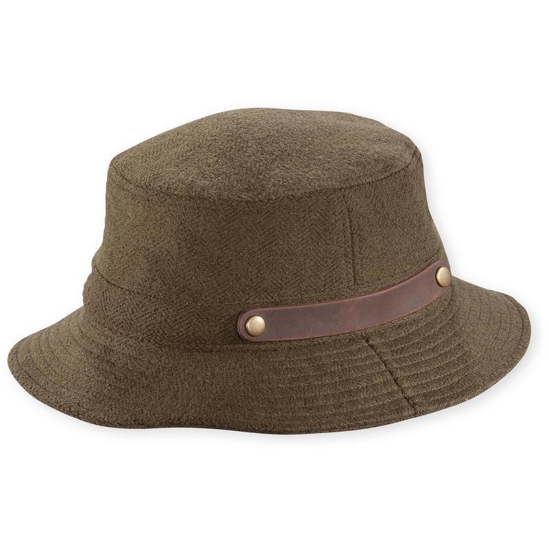 Chapeau cloche Broadway Olive