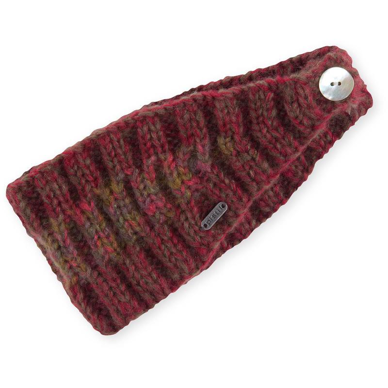 Petra Headband Garnet