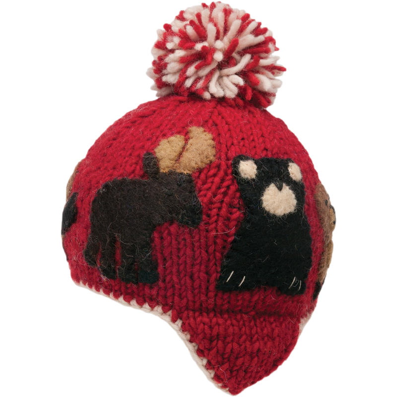 Tuque Canuck Rubis