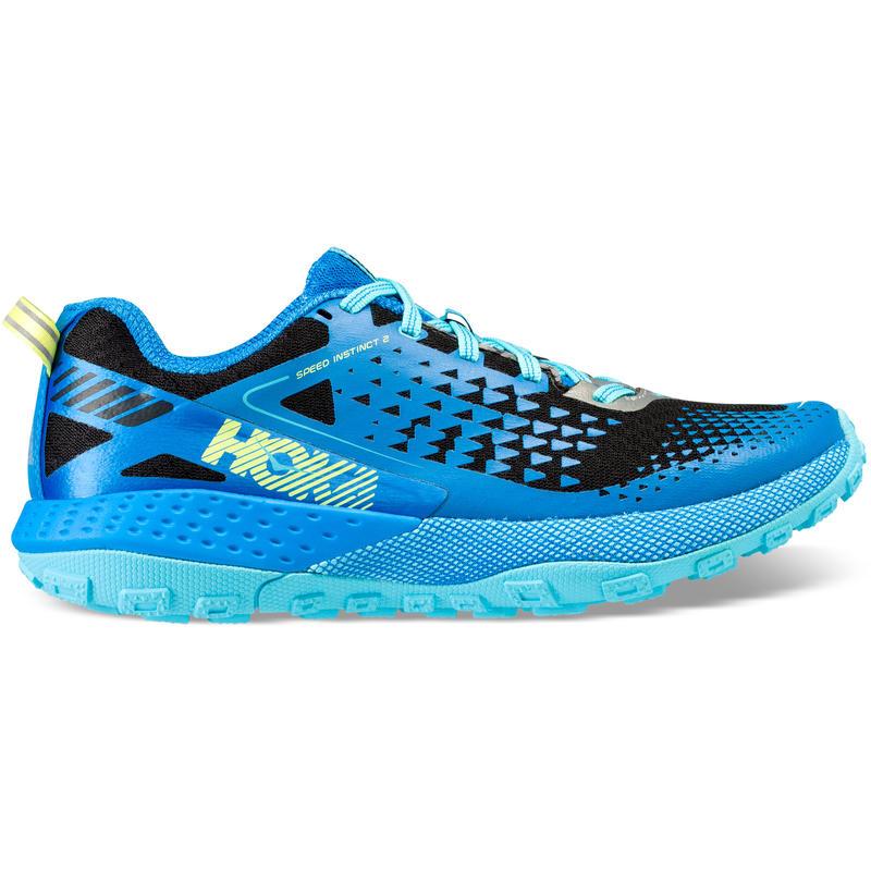 Chaussures de course sur sentier Speed Instinct 2 Aster bleu/Noir