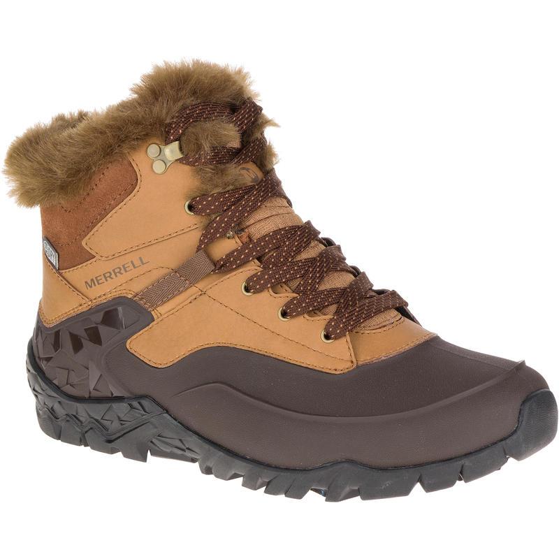 Aurora Ice+ WTPF Boots Merrell Tan