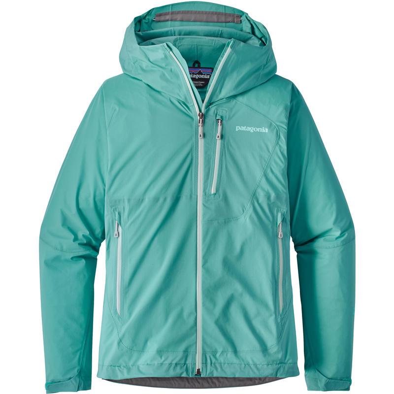 Manteau Stretch Rainshadow Bleu détroit