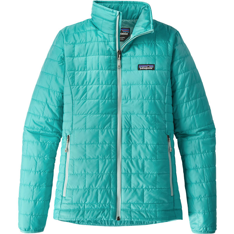 Nano Puff Jacket Strait Blue
