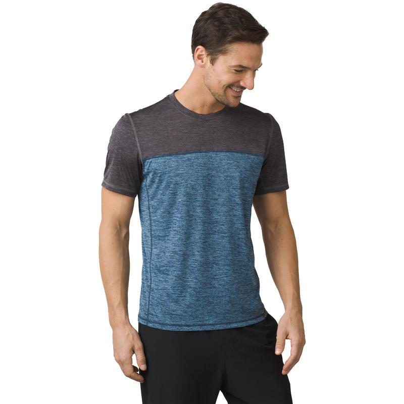 T-shirt Hardesty Colorblock Contraste cieux sombres