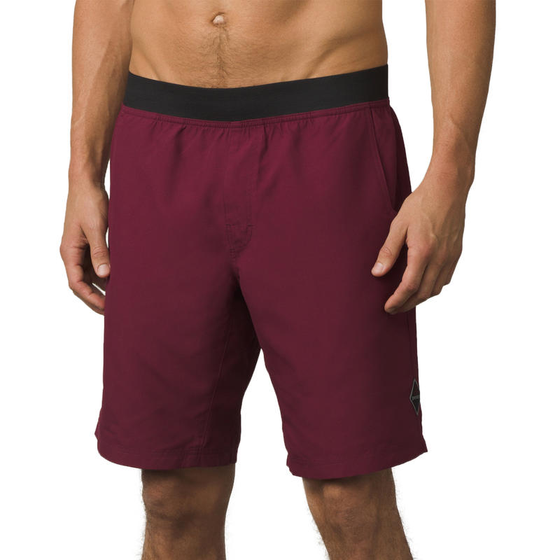 Mojo Shorts Nocturnal Red