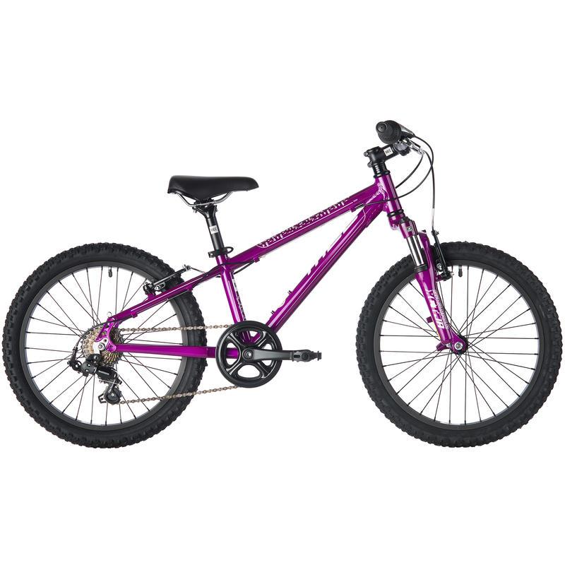 Vélo Dash Pourpre/Blanc