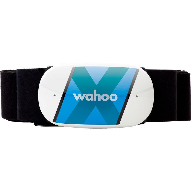Cardiomètre Tickr X ANT+/Bluetooth Blanc/Bleu/Noir