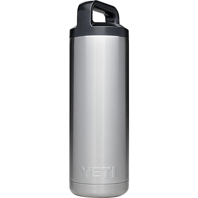 Rambler 18 Vacuum Bottle Stainless Steel
