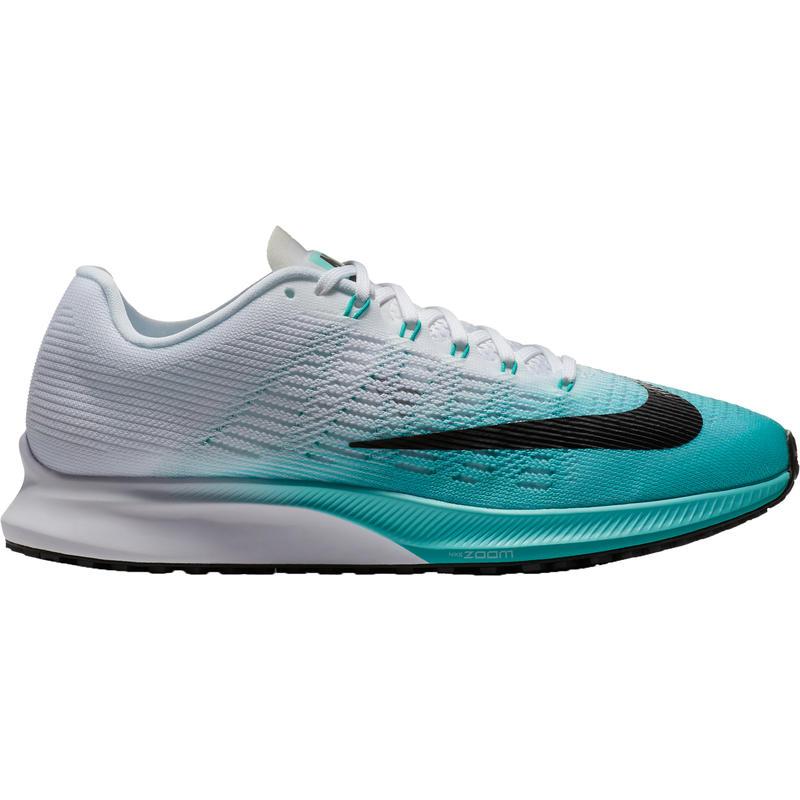 Chaussures de course sur route Air Zoom Elite 9 Vert aurore/Blanc